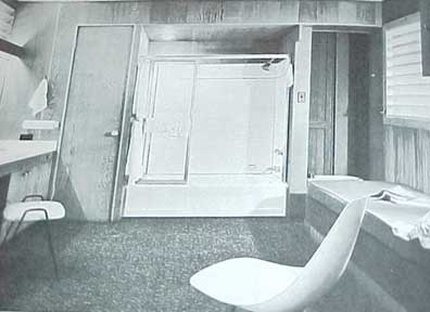 MODERN BATHROOMS A SUNSET BOOK (1963)