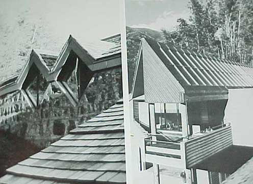 MORE HOUSES ARCHITECTS DESIGN FOR THEMSELVES, WALTER WAGNER 1981