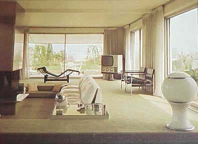 DECORATING FOR MODERN LIVING Hatje & Kaspar (1977)