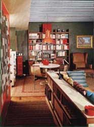 MODERN INTERIORS by Franco Magnani 1969