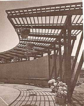 SUNSET PATIO BOOK, (1971)