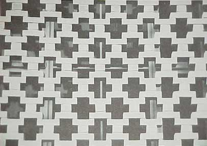 PATTERN AND TEXTURE BY BERND FOERSTER (1961)