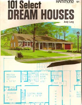 101 SELECT DREAM HOUSES BY ANDY LANG (1972)