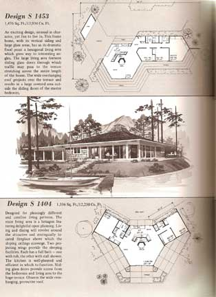 SUCCESSFUL HOME PLANS BY RICHARD POLLMAN (1976)