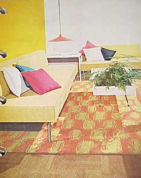 BETTER HOMES AND GARDENS DECORATING BOOK (1961 edition)