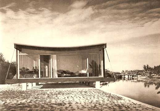 BUILT IN USA : POST-WAR ARCHITECTURE (1952)