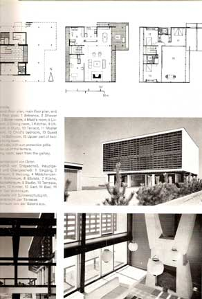 Vacation Houses, an International Survey by Karl Kaspar 1967