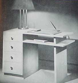 ADVANCED WOODWORK AND FURNITURE MAKING (revised 1963)