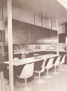 PLANNING AND REMODELING YOUR KITCHEN,  A SUNSET BOOK (1967)