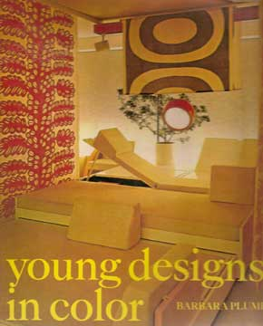 YOUNG DESIGNS IN COLOR BY BARBARA PLUMB (1972)