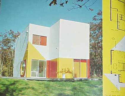 HOUSES ARCHITECTS DESIGN FOR THEMSELVES (1974)