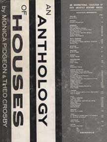 AN ANTHOLOGY OF HOUSES by Monica Pidgeon and Theo Crosby