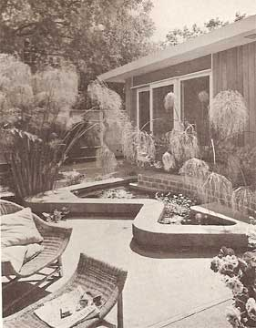 GARRETT ECKBO: THE ART OF HOME LANDSCAPING (1956)