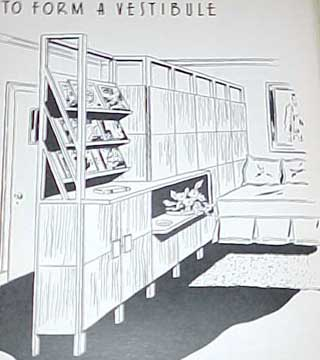 THE COMPLETE BOOK OF BUILT INS (1950)