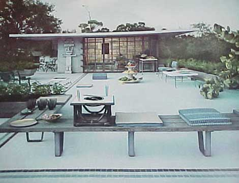 HOUSE BEAUTIFUL TREASURY OF CONTEMPORARY AMERICAN HOMES 1958