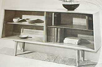 Contemporary Design in Woodwork by SH Glenister
