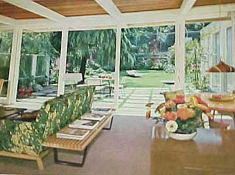 HOUSE & GARDENS COMPLETE GUIDE TO INTERIOR DECORATION 1953