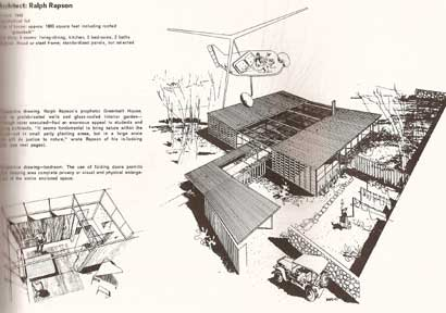 CASE STUDY HOUSES 1945-1962, BY ESTHER MC COY 1977