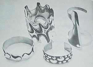 THE DESIGN & CREATION OF JEWELRY , VON NEUMANN 1972