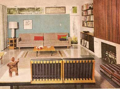 Beautiful BETTER HOMES U0026 GARDENS DECORATING IDEAS 1001 IDEAS (1960)