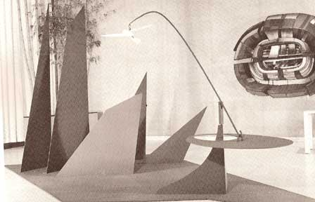 Direct Metal Sculpture by Dona Meilach (1966)