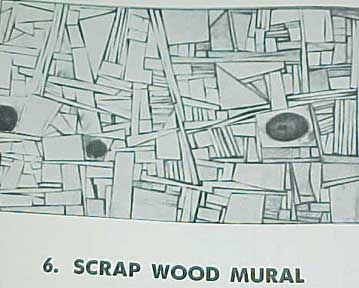 DESIGNS IN WOOD. BY R. PIEPENBURG (1969)