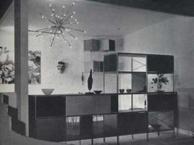 AN EXHIBITION FOR MODERN LIVING Alexander Girard 1949