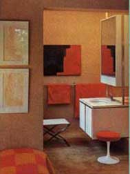 European Decoration: Creative Contemporary Interiors 1969
