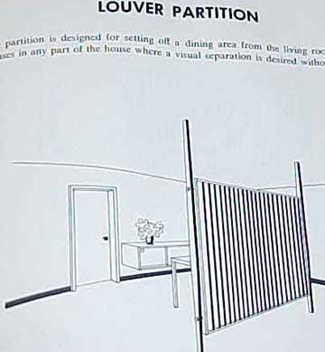 HOW TO MAKE BUILT-IN FURNITURE BY MARIO DAL FABBRO 1955 1st ed