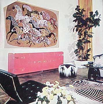 The finest rooms by America's great decorators by K Tweed 1964