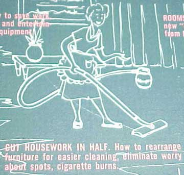 MARY AND RUSSEL WRIGHT'S GUIDE TO EASIER LIVING  1951