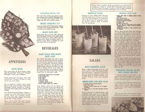 HOW YOU CAN GIVE HAWAIIAN PARTIES Dole 1950