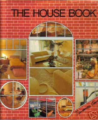 THE HOUSE BOOK BY TERENCE CONRAN (1976)