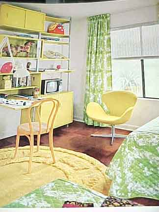 HOUSE & GARDENS COMPLETE GUIDE TO INTERIOR DECORATION 1970