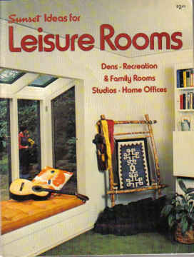 SUNSET IDEAS FOR LEISURE ROOMS (1974)