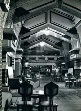 THE IMPERIAL HOTEL by Carey James Frank Lloyd Wright 1968