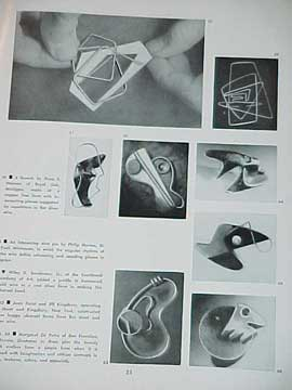 JEWELRY MAKING AS AN ART EXPRESSION D KENNETH WINEBRENNER 1959