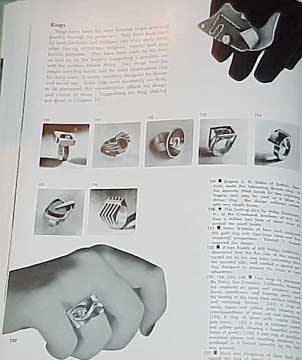 JEWELRY MAKING AS AN ART EXPRESSION 1955