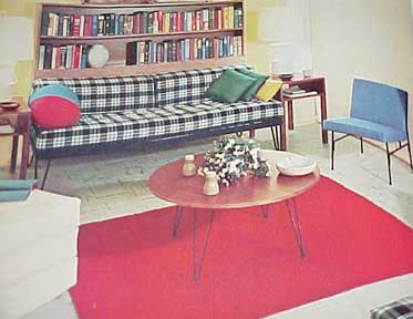 LADIES' HOME JOURNAL BOOK OF INTERIOR DECORATION (1957)