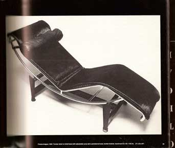 THE MODERN CHAIR: Its Origins and Evolution 1977