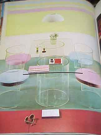 MODERN FURNITURE AND DECORATION BY ROBERT HARLING (1971)