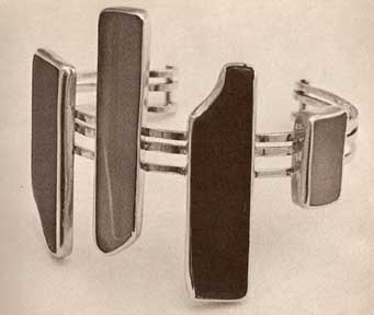 MODERN JEWELRY DESIGN AND TECHNIQUES BY IRENA BRYNNER 1968