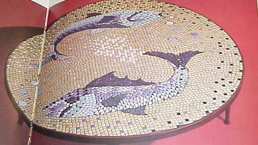 MAKING MOSAICS BY BEATRICE LEWIS AND LESLIE MCGUIRE 1973