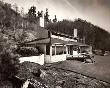 Contemporary Homes of the Pacific Northwest by Harry Martin 1980