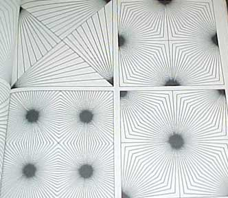 OPTICAL ART THEORY AND PRACTICE BY RENE PAROLA (1969)