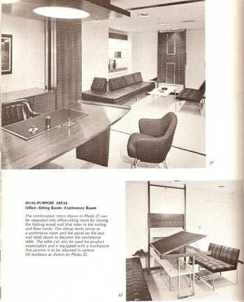 Office Planning and Design by Michael Saphier 1968