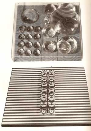 PLASTICS FOR KINETIC ART by Nicholas Roukes 1974