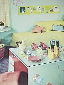 POPULAR HOME DECORATION. BY MARY DAVIS GILLIES 1940