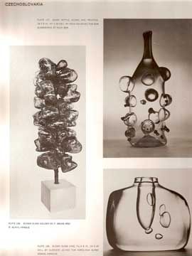 CRAFTS OF THE MODERN WORLD BY ROSE SLIVKA 1968