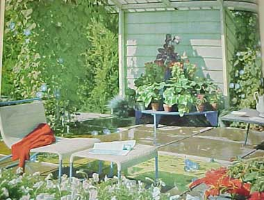 LADIES' HOME JOURNAL BOOK OF LANDSCAPING AND OUTDOOR LIVING 1963